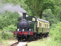Dean Forest steam railway